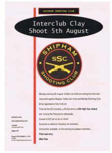 Shipham Poster